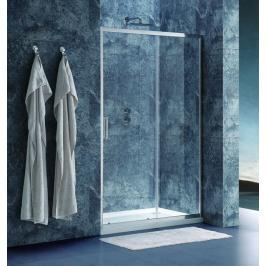 Sprchové dveře 100x195 cm Siko TEX chrom lesklý SIKOTEXD100CRT