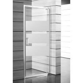 Sprchové dveře 80x190 cm Jika Lyra plus bílá H2543810006651