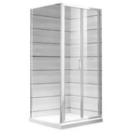 Sprchové dveře 90x190 cm Jika Lyra plus bílá H2553820006681