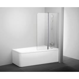 Vanová zástěna Ravak 10° 150x100 cm bílá 7QRA0103Z1