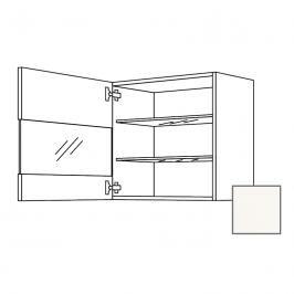 Kuchyňská skříňka s dvířky horní Naturel Erika24 60x65x32 cm bílá lesk 450.WGLS6001L