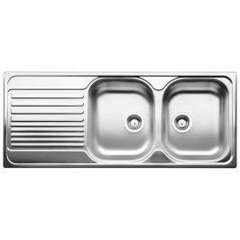 Dřez Blanco Tipo 8 S nerez kartáčovaný 513014