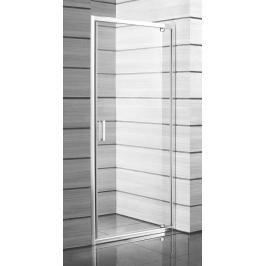 Sprchové dveře 80x190 cm Jika Lyra plus bílá H2543810006681