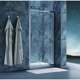 Sprchové dveře 90x195 cm Siko TEX chrom lesklý SIKOTEXP90CRT