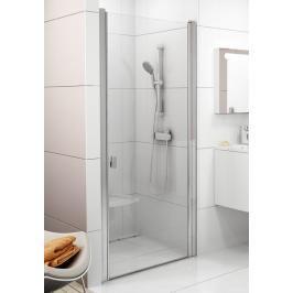 Sprchové dveře 80x195 cm Ravak Chrome chrom matný 0QV40U00Z1