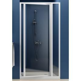 Sprchové dveře 90x185 cm Ravak Supernova bílá 03V70100ZG