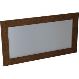 Zrcadlo Naturel Country 130x70 cm hnědá SIKONSB061