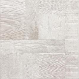 Dlažba Rako Era bílá 33x33 cm reliéfní DAR3B706.1