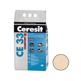 Spárovací hmota Ceresit CE 33 caramel 5 kg CG1 CE33546