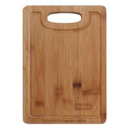 Kuchyňské prkénko CZ, bambus 28x20cm KUCHPRKCZ