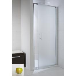 Sprchové dveře 80x195 cm Jika Cubito Pure chrom lesklý H2542410026681