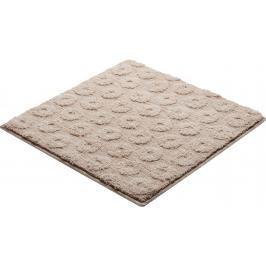 Koupelnová předložka polyester Grund 55x55 cm, béžová SIKODGLIS552
