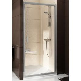 Sprchové dveře 120x190 cm Ravak Blix chrom matný 0PVG0U00ZG