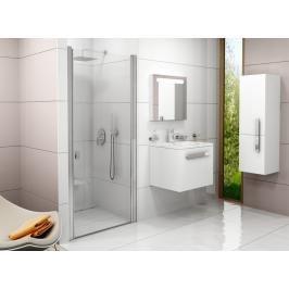 Sprchové dveře 80x195 cm Ravak Chrome chrom lesklý 0QV40C00Z1