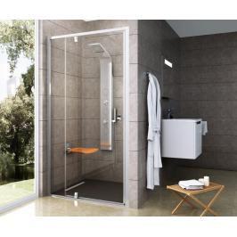 Sprchové dveře 120x190 cm Ravak Pivot chrom matný 03GG0U00Z1