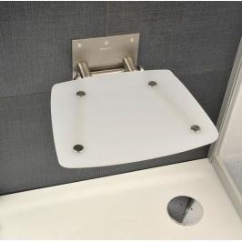 Sprchové sedátko Ravak Ovo B bílá B8F0000016