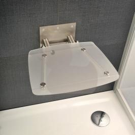 Sprchové sedátko Ravak Ovo B čirá B8F0000015