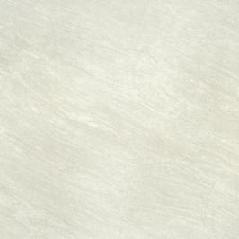 Dlažba Fineza Polar black bílá 60x60 cm mat POLARBL60WH