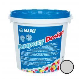 Spárovací hmota Mapei Kerapoxy Design stříbrošedá 3 kg R2T MAPXDESIGN3111