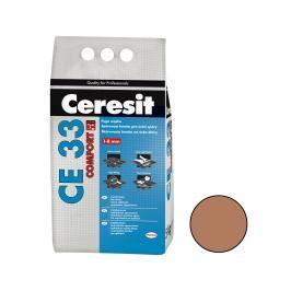 Spárovací hmota Ceresit CE 33 siena 5 kg CG1 CE33547