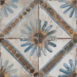 Dlažba Peronda FS Marrakech blue 45x45 cm mat FSMARRAKECHBL