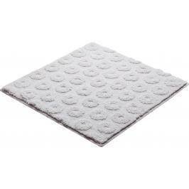 Koupelnová předložka Grund Lisa 55x55 cm krémová SIKODGLIS551