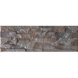 Obklad Azuliber Nebraska marengo 17x52 cm reliéfní NEBRASKA52MA