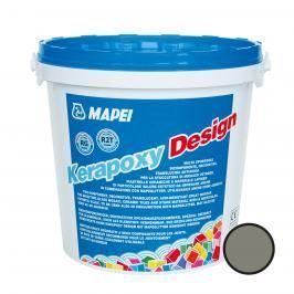 Spárovací hmota Mapei Kerapoxy Design cementově šedá 3 kg R2T MAPXDESIGN3113