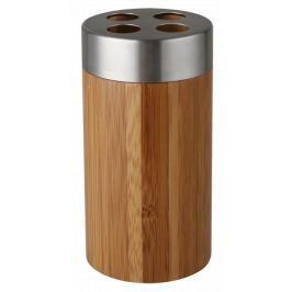 Držák kartáčků Optima Lea bambus LEA11