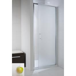 Sprchové dveře 80x195 cm Jika Cubito Pure chrom lesklý H2542410026661