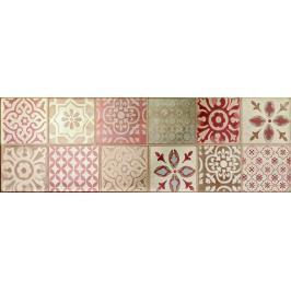 Dekor Ragno Frame cream patchwork 25x76 cm lesk FRR4YN