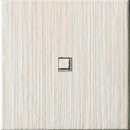 Dekor Imola Blown krémová 10x10 cm, mat BLOWN10B1