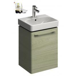 Koupelnová skříňka s umyvadlem Kolo Kolo 45x71 cm jasan bělený SIKONKOT45JB