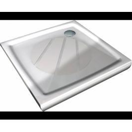 Sprchová vanička čtvercová Ravak Perseus 80x80 cm litý mramor XA034401010