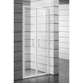 Sprchové dveře 90x195 cm Jika Lyra plus bílá H2563820006681