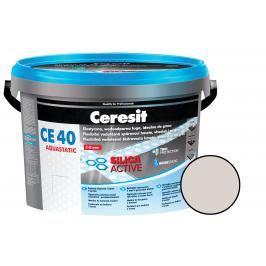 Spárovací hmota Ceresit CE 40 silver 2 kg CG2WA CE40204