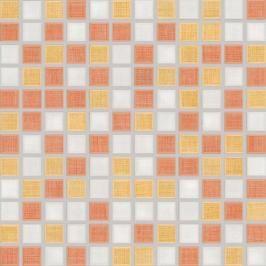 Mozaika Rako Samba mix barev 30x30 cm mat GDM02115.1