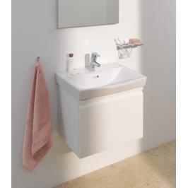 Koupelnová skříňka pod umyvadlo Laufen Pro Nordic 55x37x39 cm bílá 8303.7.095.463.1
