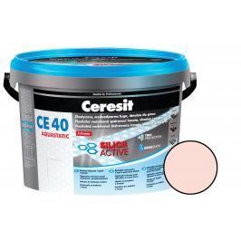 Spárovací hmota Ceresit CE 40 rosa 2 kg CG2WA CE40231