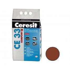 Spárovací hmota Ceresit CE33 5 kg terra (CG2) CE33555