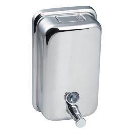 Dávkovač mýdla Multi nerez DM850NRZ, objem 850 ml