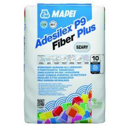 Lepidlo Mapei Adesilex P9 Fiber Plus šedá 25 kg C2TE ADESILEXP9FIBER