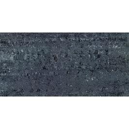 Dlažba Fineza Dafne černá 30x60 cm leštěná DAFNE36BK