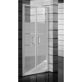 Sprchové dveře 80x190 cm Jika Lyra plus bílá H2563810006651