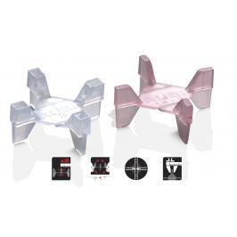 křížky Twinflex 1,5 a 3mm,100ks R02957