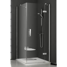 Sprchové dveře 100x190 cm pravá Ravak Smartline chrom lesklý 0SPABA00Z1