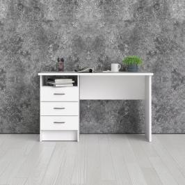 Psací stůl Function 80134 bílý134 - TVI