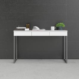Psací stůl Function Plus 80106 bílý - TVI