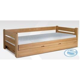 Dřevěná postel Dream 100x200 - GB