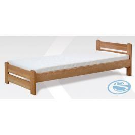 Dřevěná postel Pause 90x200 - GB